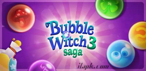 Puzzle-Bubble-Witch-Game
