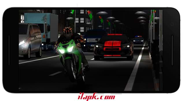 Racing Fever Moto Unlimited Money Mod