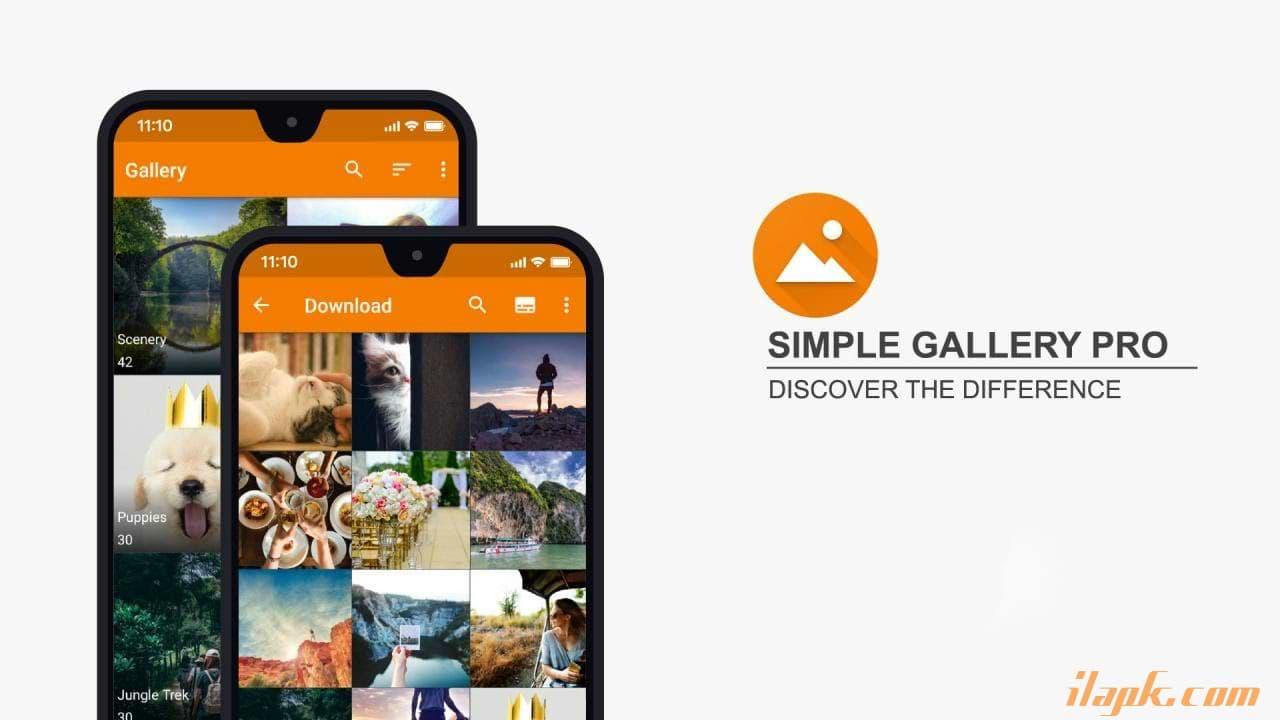 Simple Gallery Mod Screenshot