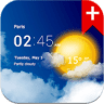 Transparent Clock Weather Pro v1.99.15 [Premium] Android Weather App