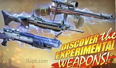 Unlimited Weapons Brothers in Arms Android