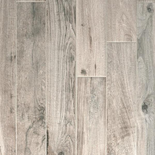 Wood Look Tile   Floor   Decor Soft Greige Wood Plank Porcelain Tile