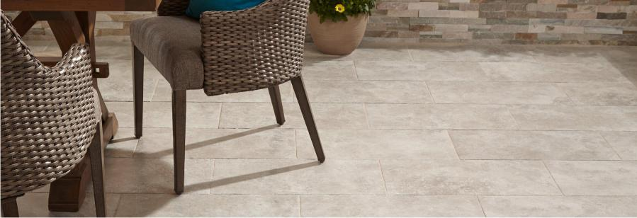 Stone Look Tile   Floor   Decor Durable stone look porcelain and ceramic flooring is an affordable  alternative to natural stone that looks great throughout the house