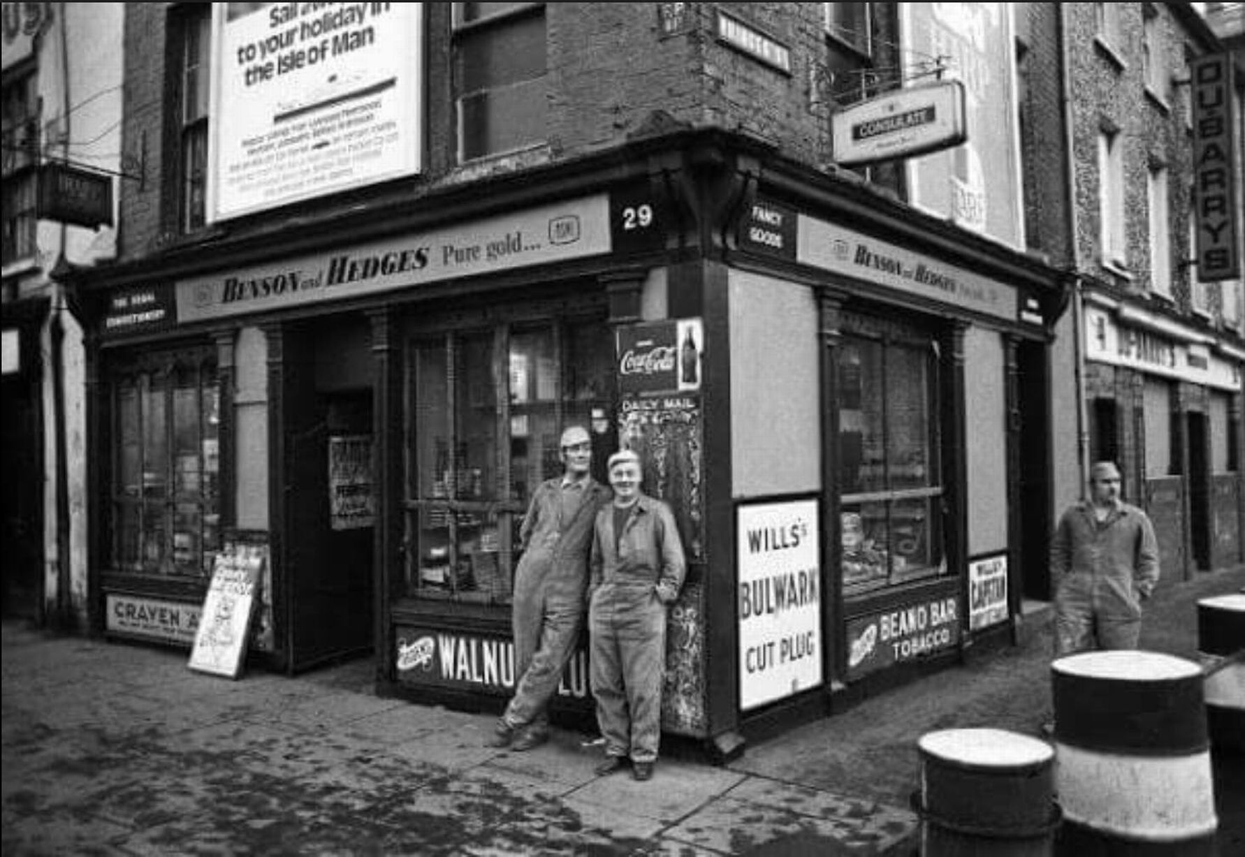 Big Smiles From Belfast Folk