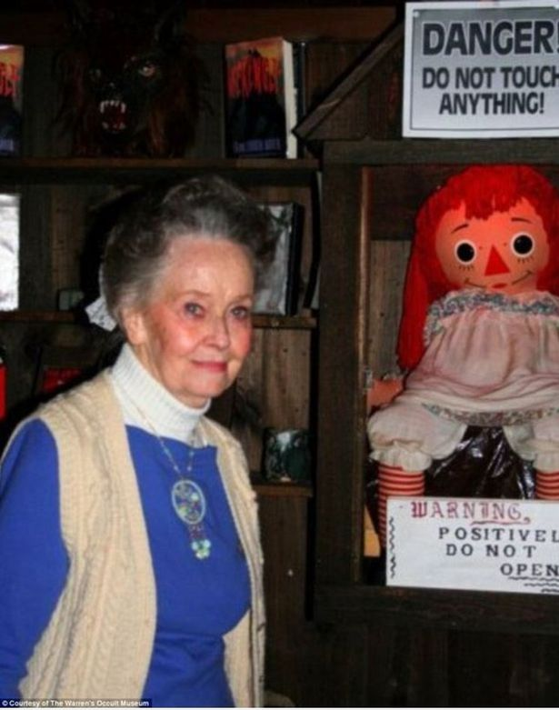 Real Doll Conjuring Life