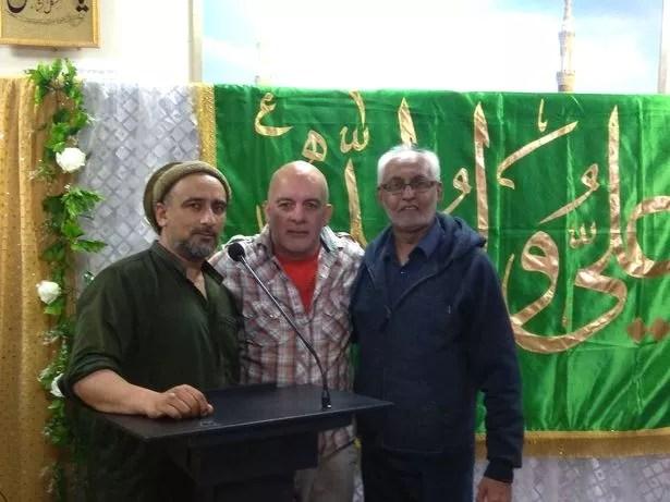 Eid al-Ghadir celebrations at Hussainia Mosque & Community Centre in Small Heath, Birmingham