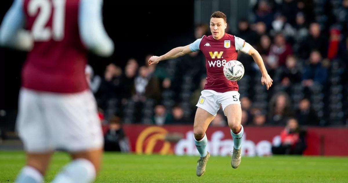 """Suffered"": the Aston Villa man sent this transfer message"