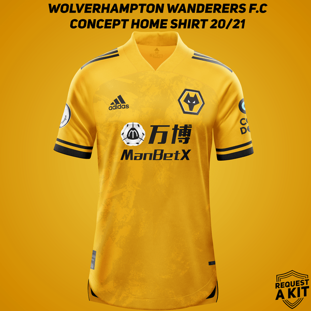 Kit Wolves 2020/21: superb new Adidas concepts unveiled   FR24 ...
