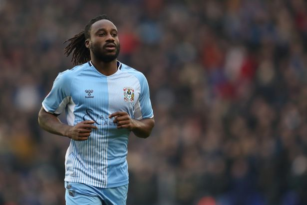 Fankaty Dabo is the Coventry City player of the season for 2019/20