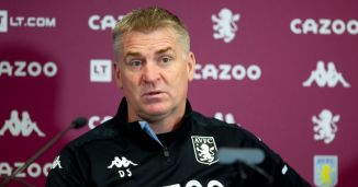 Dean Smith lifts the lid on Aston Villa's Covid-19 outbreak
