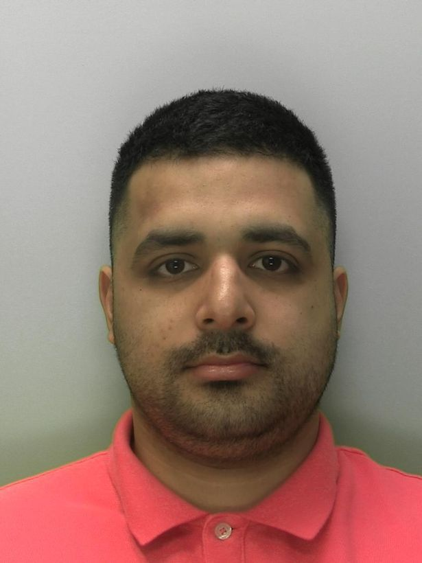Uzair Kadodia 35, of Melbourne Street East, Gloucester, was jailed for six years and 10 months for his part in a UK-wide drugs gang.
