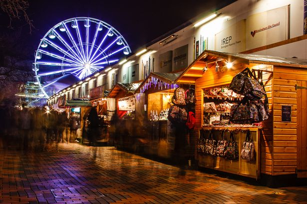 Birmingham German Christmas Market Opens In One Month