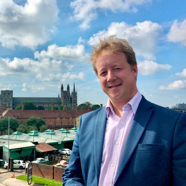 Easing of lockdown UK: Peterborough MP Paul Bristow hits out at road map  out of lockdown dates - Cambridgeshire Live