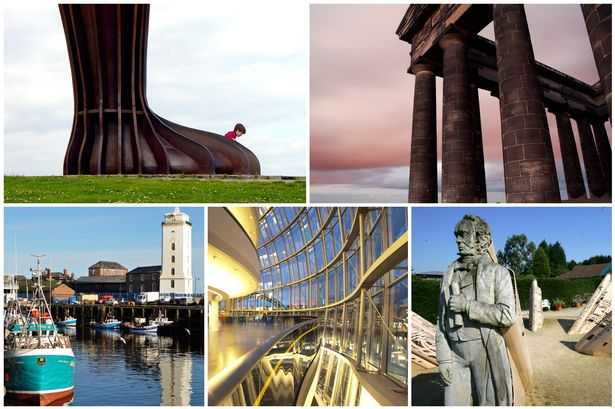 North East landmarks picture QUIZ: How well do you know ... on ↗  id=14413