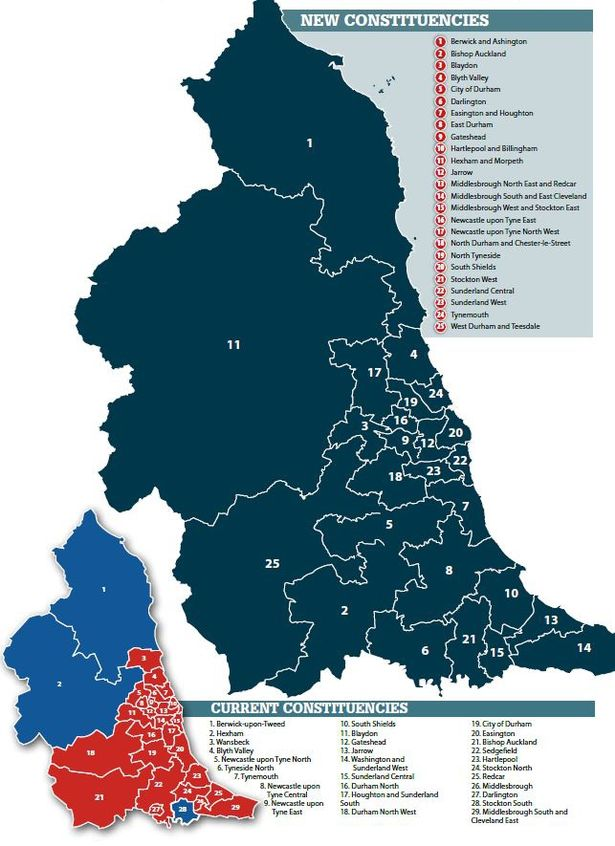 'The whole thing is a mess': North East MPs slam proposed ... on ( ̄︶ ̄)↗  id=34389