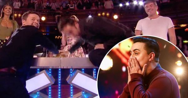 See the moving magic trick which got Ant and Dec to press ...