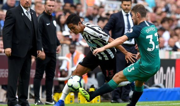 Image result for ben davies newcastle