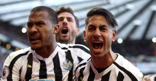 Newcastle 3-2 Everton - highlights and reaction as Magpies ...