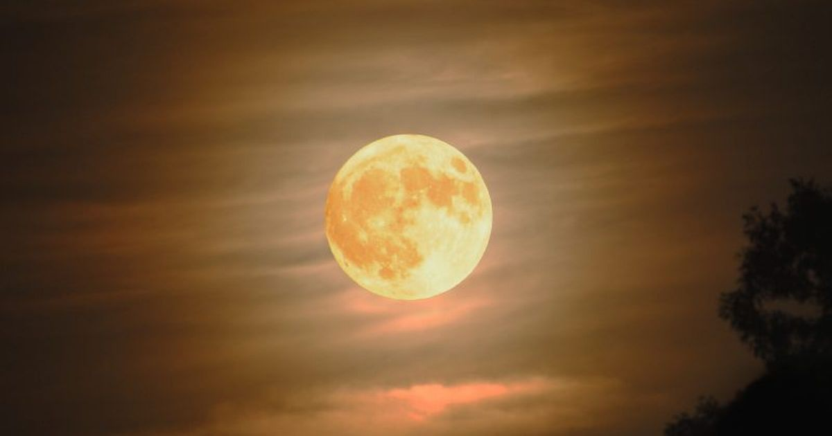 Hunters Moon 2018 What Is It And When Can I See It