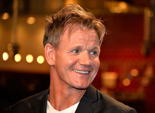 Gordon Ramsay and his family are currently in Cornwall