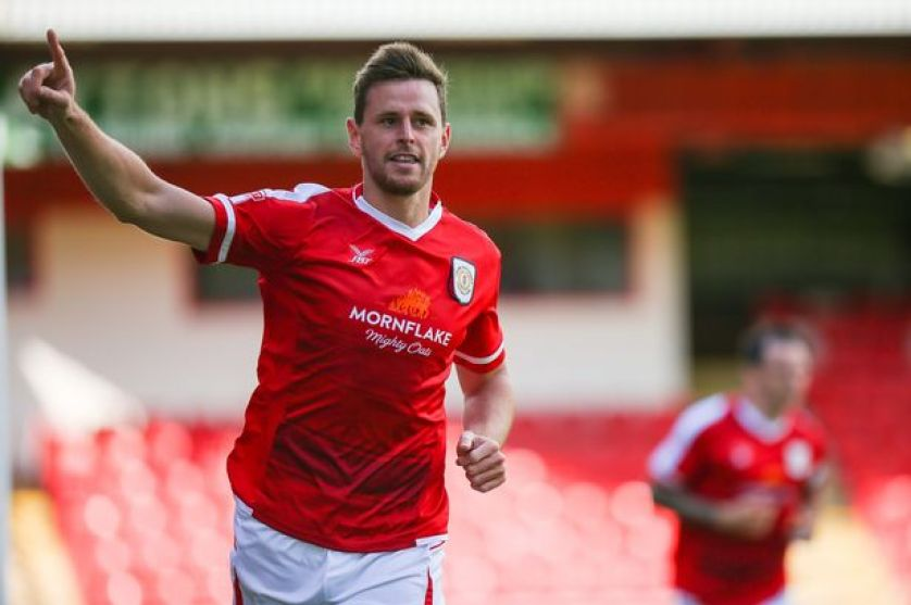 Crewe Alex: Chris Porter aims to end goal drought against former club -  Crewe Chronicle