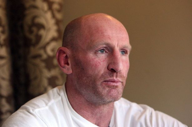 Image result for gareth thomas