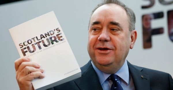 SNP's new economic blueprint for indy sets out to prove ...