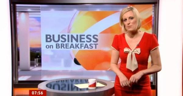 BBC Breakfast presenter Steph McGovern insists she takes ...
