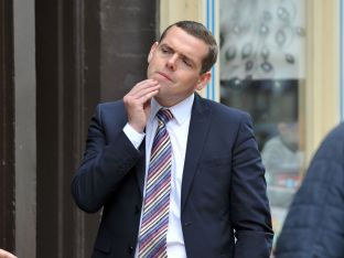 """Douglas Ross dismissed as """"supine"""" after backing Internal Market Bill - Daily Record"""