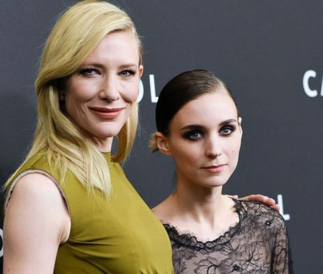 Hollywood Star Cate Blanchett On Her New Film Carol Lesbian Fling Is A Love Story Like Romeo And Juliet