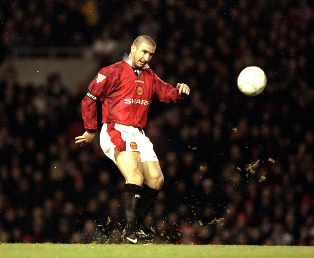 Eric cantona (france) cantona began playing the beach version shortly after his retirement in 1997. Eric Cantona At 55 Man Utd Hero S Infamous Press Conference 8 Month Ban And Spit At Fan Mirror Online