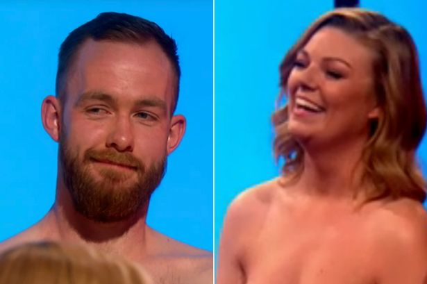 Naked Attraction contestants recreate Titanic scene