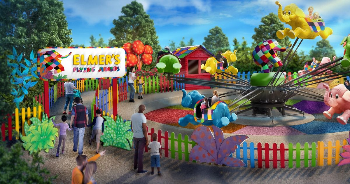 Chessington World of Adventures will open two new attractions this spring
