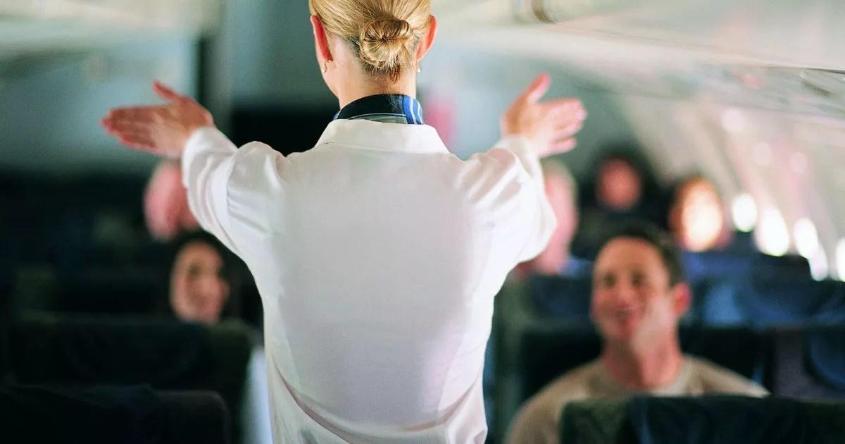 Flight secrets: the cabin crew member exposes rude revenge to passengers