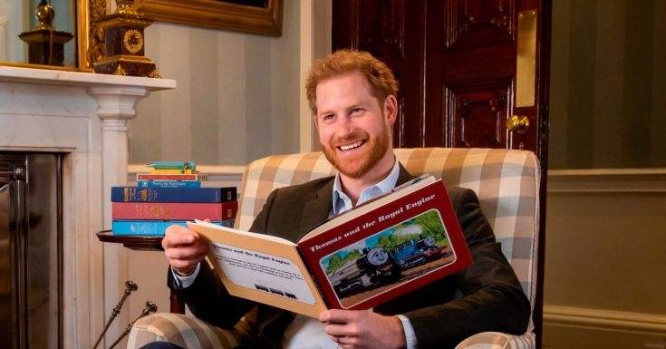 Prince Harry quits charity – but it's still listed on his and Meghan's website