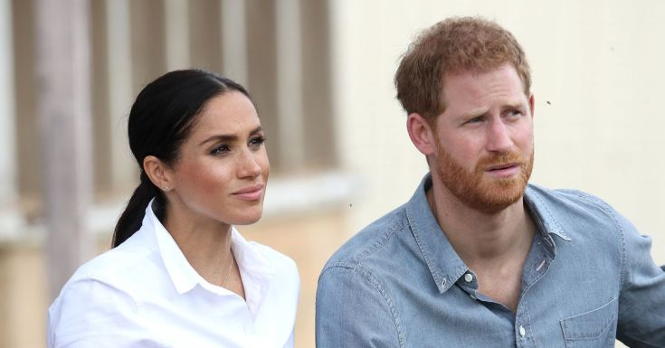 Meghan and Harry told to avoid 'withdrawing' from LA public and paparazzi
