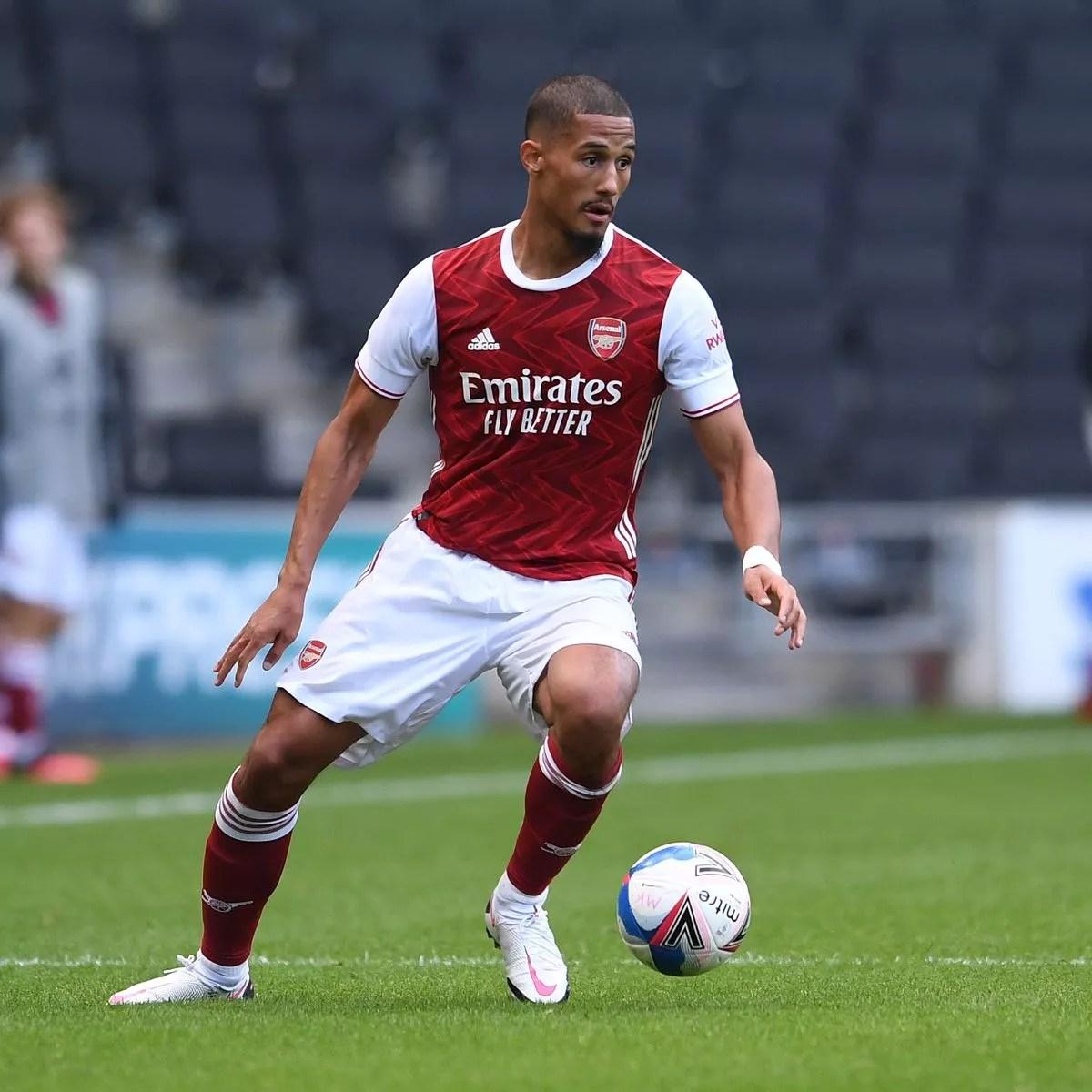 Mikel Arteta sends warning to William Saliba as he rates Arsenal debut -  Mirror Online
