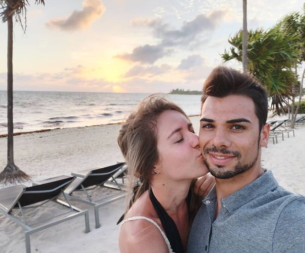 Miguel Oliveira and Andreia Pimenta have known each other since they were 13