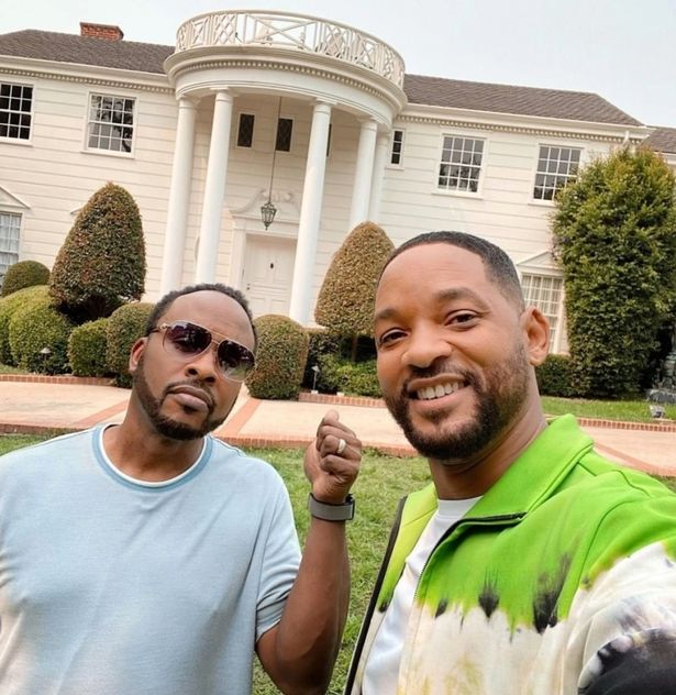 Will Smith teased the Airbnb as part of the show's 30th anniversary