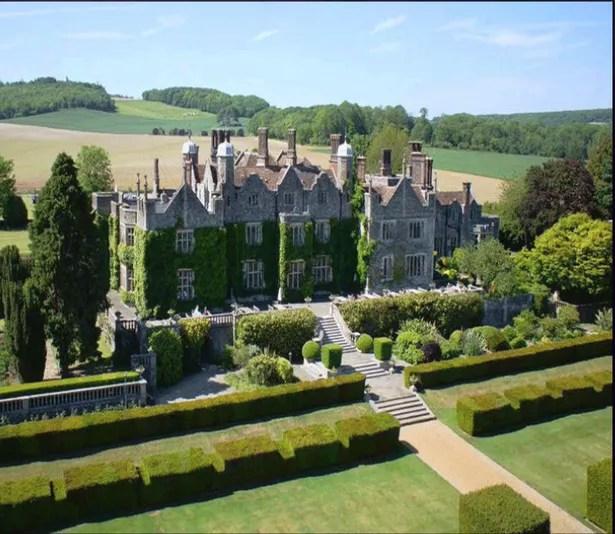 Eastwell Manor, Kent