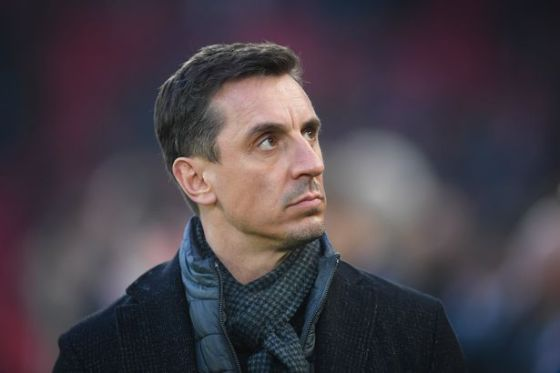 Gary Neville has slammed out in the post's response