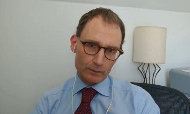 SAGE adviser Professor Neil Ferguson urged Britons to avoid European holidays