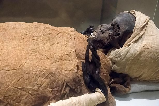 Some believe the event could unleash the 'curse of the pharaohs' on Egypt