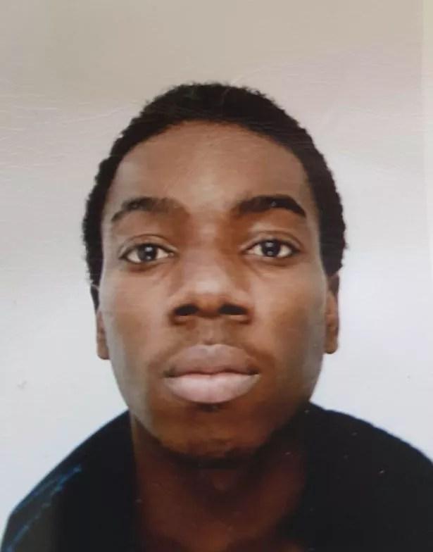 Missing Richard Okorogheye was last seen in Essex on CCTV