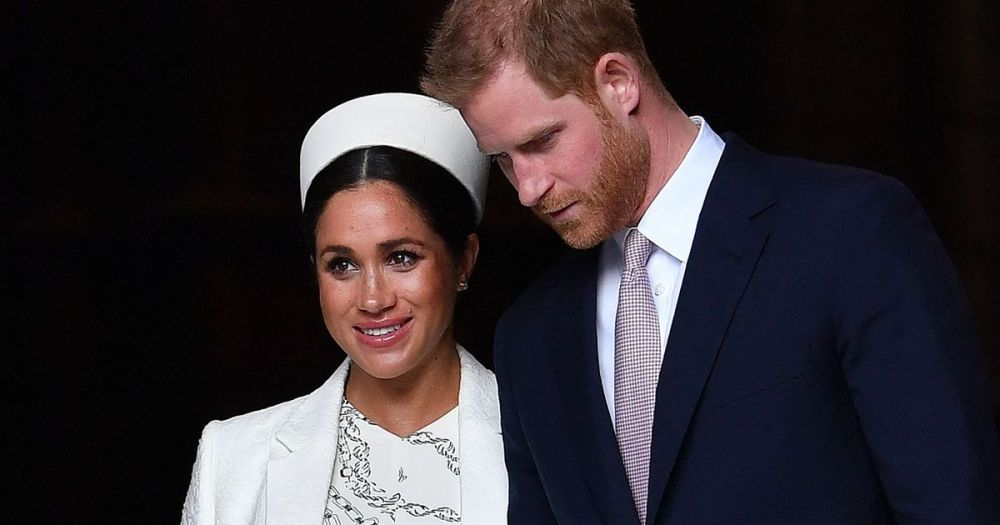 Reason why Meghan Markle isn't with Harry at Prince Philip's funeral