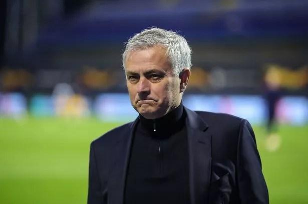 Jose Mourinho wurde nun von seinen letzten drei Jobs im Management entlassen