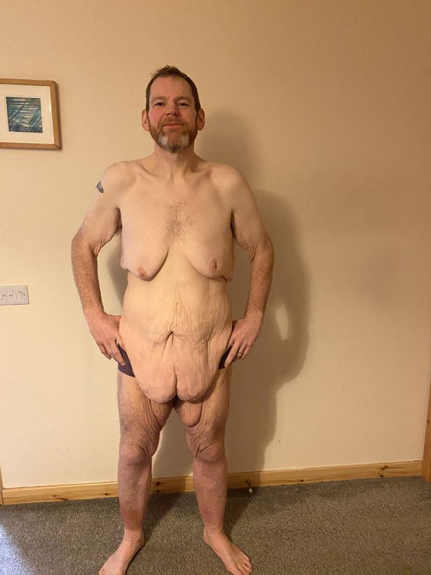 Paul Tuthill weight loss