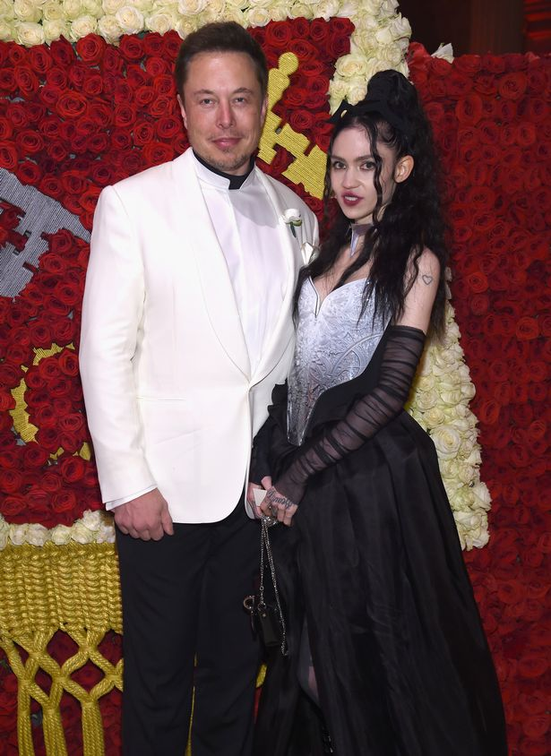 """Elon Musk has confirmed that he and Grimes have """"semi-separated"""""""