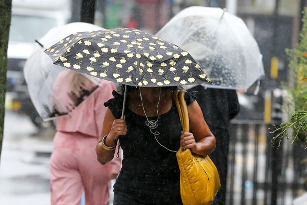 UK weather: 'Colder than Finland' as boozy Brits brave outdoor weekend before pubs open
