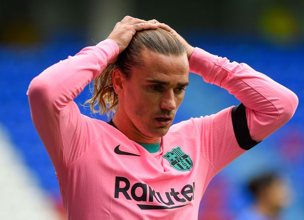 Antoine Griezmann is one high-earner who Barca will attempt to move on